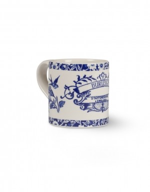 Heritage Kitchen Mug Blue