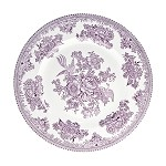 Plum Asiatic Pheasant Dinner Plate