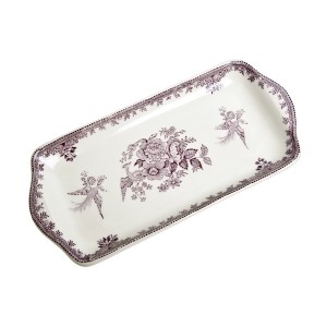 Plum Asiatic Pheasant Sandwich Tray