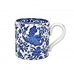 Blue Regal Peacock 1/2 Pint Mug