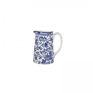 Blue Regal Peacock Medium Tankard Jug