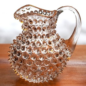 Hobnail Pitcher
