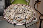 Portuguese Oval Platter 17th Century Small