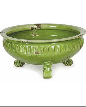 Antica Firenze Three Footed Bowl
