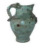Mediterraneo Astice Handle Pitcher