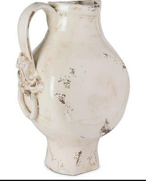 Museo Ivory Pitcher w/Lion Handle