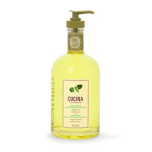 Cucina Purifying Hand Wash Oregano and Green Citrus