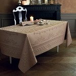 Eloise Macaron Tablecloths and Accessories