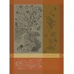 L'Autumn Brick Kitchen Towel