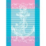 Ancre Azur Kitchen Towel