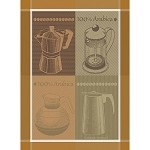 Les Cafetieres Noisette Kitchen Towel