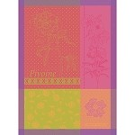 Pivoine Fuchsia Kitchen Towel