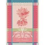 Radis Rose Kitchen Towel