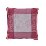 Garance Cassis Pillow Cover 20 x 20 set/2