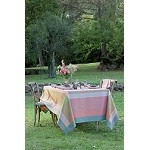 Amours Table Linens Pistache- Green Sweet  New 2016
