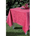 Mille Charmes Framboise Tablecloths and Accessories New 2016