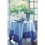 Pantheon Cobalt Tablecloths and Accessories Green Sweet- New 2016