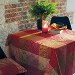 Mille Ani Radieux Cotton or Coated Tablecloths