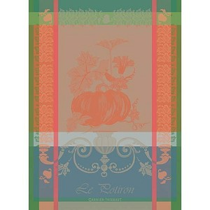 Potiron Rouille (Pumpkin)Tea Towel