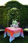 Jardin Extraordinaire Sunset Tablecloth