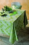 Mille Birds Garden Tablecloths, 100% COTTON