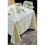 Mille �clats Chocolat Blanc Tablecloth