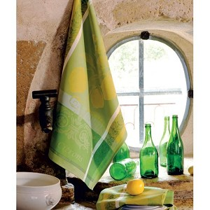Citrons Zeste Kitchen Towel - 100% Cotton