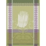 LES ASPERGES Blanches KITCHEN TOWEL - 100% cotton