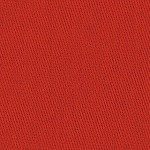 "CONFETTIS Vermillion (RED Orange) Napkin 18""X18"", 100% COTTON set/4"