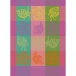 GARIGUETTE Fruity KITCHEN TOWEL - 100% cotton