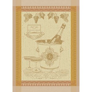 CHALONS Dore KITCHEN TOWEL - 100% cotton