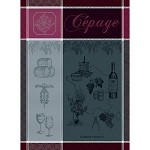 LE CEPAGE Gamay KITCHEN TOWEL - 100% cotton