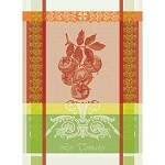 LES TOMATES Rouge KITCHEN TOWEL - 100% cotton