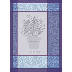 ROMARIN Indigo KITCHEN TOWEL - 100% cotton
