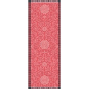 "APOLLINE FLAMANT Runner 21""X59"", GREEN SWEET"