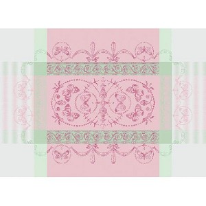 "EUGENIE CANDY Placemat 21""X15"", set/4"