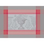 FLANERIE CORAIL Placemat 22 X 16 Set of 4