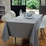 Illusion Metal Tablecloth and Accessories Green Sweet