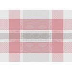 MATHILDE ROSE Placemat 21 X 15 Set of 4