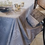MILLE ECLATS MACARON Tablecloth , 100% COTTON or Coated
