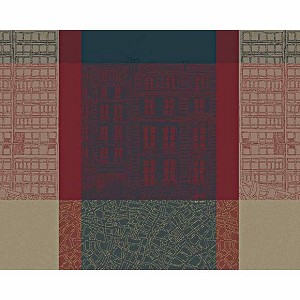 "AGORA MACADAM Placemat 20""x16"", GREEN SWEET set/4"
