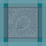 "FLANERIE GIVRE Napkin 22""x22"", 100% COTTON set/4"