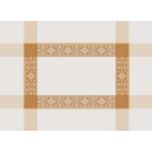 IMPERATRICE GOLD Placemat 21 X 15 Set of 4