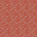 "MILLE MICA VERMILLON Coated Fabric Bolt 71"" x 787"""