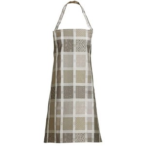 Mille Ladies Argile Apron Coated