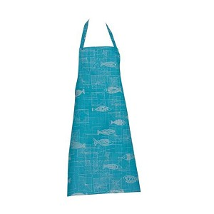 MILLE MICA TURQUOISE Apron