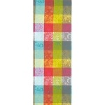 MILLE COULEURS PARIS Runner, 100% COTTON