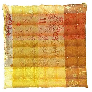 MILLE COULEURS Soleil Cushion coated set/2