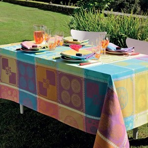 MILLE BATIK VIBRANT Tablecloth