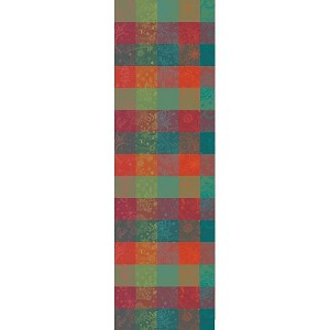 "MILLE COULEURS EPICEA Tablerunner 20""x71"""